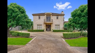 Custom French Country Home