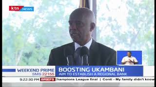 Ukambani counties to establish a commercial bank