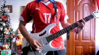 Europe - Love Chaser Guitar Cover