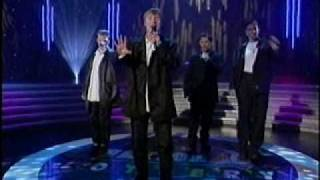 Boyzone on the Lottery - Coming Home Now