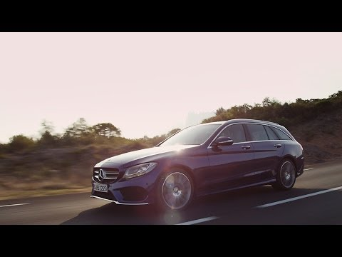 Mercedesbenz C Class Wagon Универсал класса C - рекламное видео 1