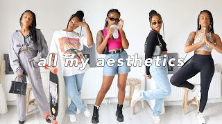 "All Of My ""aesthetics"" Because Why Only Choose One 