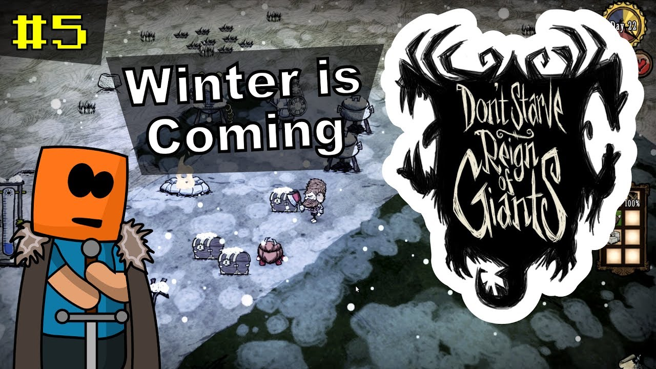 Don't Starve RoG #5 | Winter is Coming