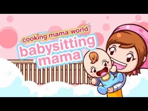 Видео № 0 из игры Cooking Mama World: Babysitting Mama (Б/У) [Wii]