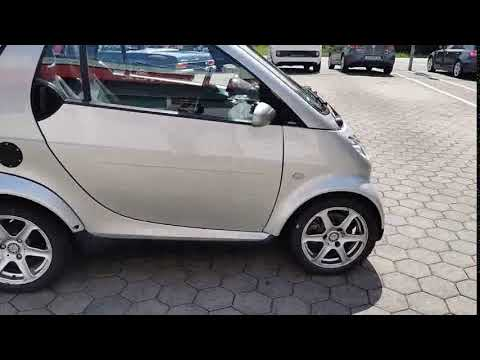 Video Smart Cabrio CDI Passion, Leder Sitzhzg.AC.Neubereift
