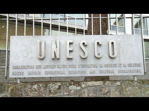 L'Ambassadeur représentant permanent du Maroc auprès de l'Unesco remet ses lettres de créance à