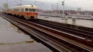 RAILWAYS MACEDONIA TRAIN SKOPJE VELES STIP  KOCANI ERIKLON MASOCE 712 104 MZ 712 MZ TRANSPORTEN CENTAR ZELEZNICKA SKOPJE