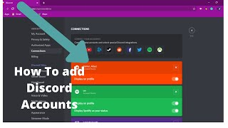 How To Link Multiple Accounts To Your One DISCORD  ACCOUNT 2020 Working!!