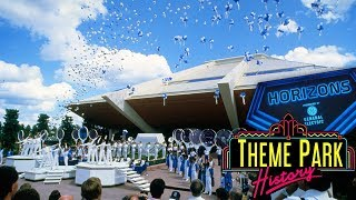 The Theme Park History Of Horizons (Epcot)