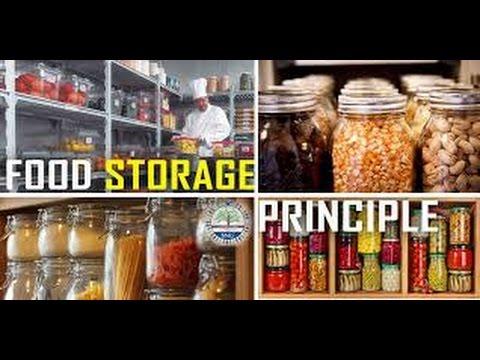 Mormon Food Storage Unique Mormon Welfare Program 60D VIDEO