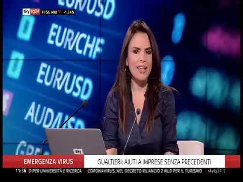 Intervista Matteo Tarroni Sky CEO Workinvoice - TG 24 Business - 14/5/2020