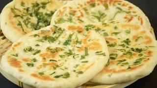 kulcha Recipe   Tawa Kulcha   Homemade Soft Kulcha On Tawa