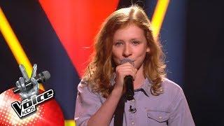 Stien - 'Dernière Danse'   Blind Auditions   The Voice Kids   VTM