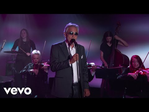 Andrea Bocelli If Only Jimmy Kimmel Live