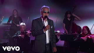 Andrea Bocelli   If Only (Jimmy Kimmel Live!)
