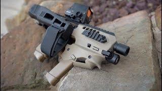 Convert Your Handgun Into This! - CAA MCK + Glock 19X