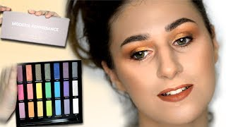 GOLD GLAM| Full Spectrum Palette UD - Video Youtube