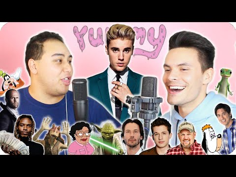"Justin Bieber - ""Yummy"" Impersonation Cover (LIVE ONE-TAKE!)"