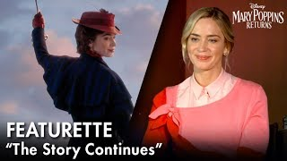 """The Story Continues"" Featurette 