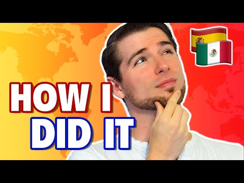 How I Learned Spanish as an Adult: How to Learn Spanish Fast