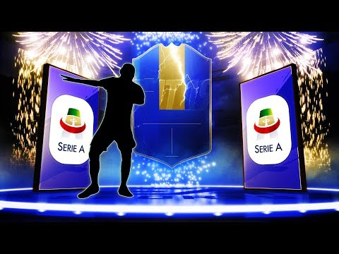 OMG! MY BEST TOTS PACK EVER! SERIE A TOTS PACK OPENING! #FIFA19 ULTIMATE TEAM