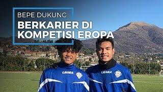 Bambang Pamungkas Dukung Dua Pemain Garuda Select Bagus Kahfi dan Brylian Aldama Berkarier di Eropa