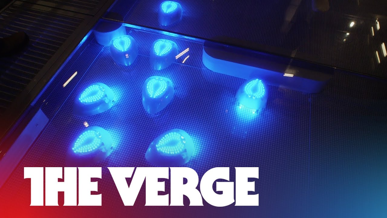 How to be a god among robots - Verge Update thumbnail