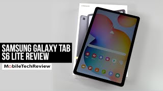 Samsung Galaxy Tab S6 Lite Review!