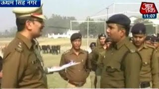 Video: SSP Makes Overweight Constable Cry During Fitness Test