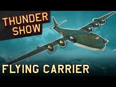 Thunder Show: Flying carrier