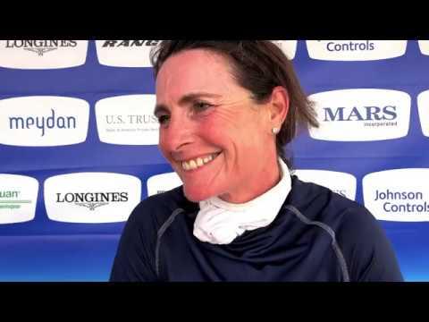 """Alice Naber baalt van 'langsloper' bij 9B tijdens wereldruiterspelen: """"Ik heb er zó de schijt van!"""""""
