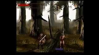 Dragonheart: Fire and Steel Sega Saturn Gameplay