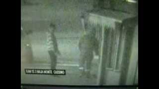 preview picture of video 'Pościg drogówki za włamywaczem - Zabrze, 19 maja 2012'