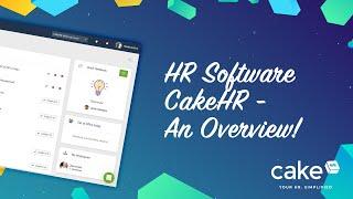 Vídeo de CakeHR