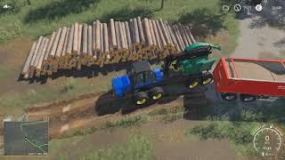 Farming Simulator 19 - Map First Impression - ThüringenForst