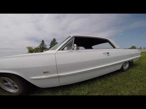 Video of Classic 1963 Chevrolet Impala located in Minnesota - $22,000.00 - QYPI