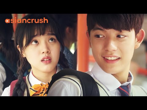 The most popular guy in class saved me from my own fart | Clip from 'Sweet Revenge 1' w/ Cha Eunwoo