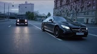 Night Lovell-Still Cold Mercedes Brabus  S63 AMG