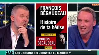 François Bégaudeau Chez Zemmour & Naulleau (Part 1)
