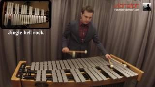 Vibralph - Jingle bell rock / Christmas songs for vibraphone