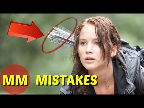 10 Movie in The Hunger Games - The Hunger Games MOVIE MISTAKES