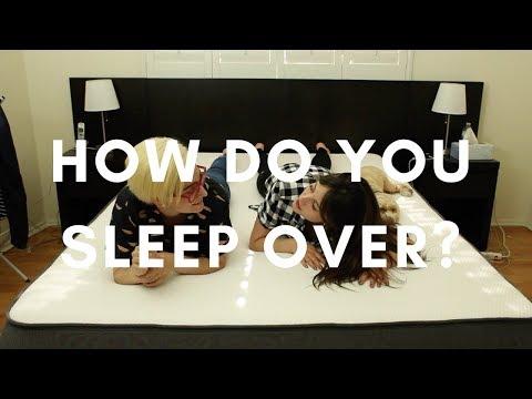 How Do You Sleep Over? / Gaby & Allison