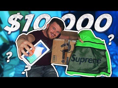 I Bought A $10,000 Mystery Box From Ebay *BIG PROFIT*