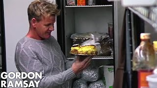 "Gordon Finds a Cheesecake That ""Looks Like a LANDMINE"" 