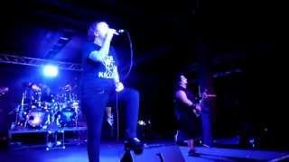 Fear Factory - Zero Signal - Live HD 5-15-13