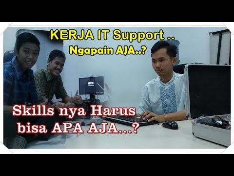 mp4 Job Desk It Support, download Job Desk It Support video klip Job Desk It Support