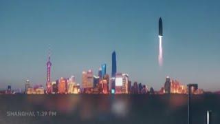 Future long-haul flights could take 30 minutes, says Elon Musk