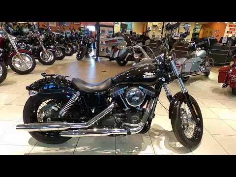 2016 Harley-Davidson HD Dyna FXDB Street Bob