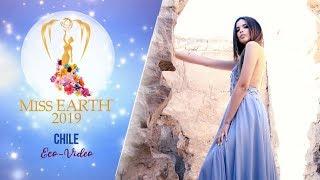 Fernanda Mendez Tapia Miss Earth Chile 2019 Eco Video