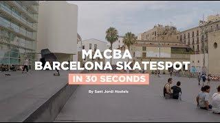 Barcelona Museum of Contemporary Art, Barcelona